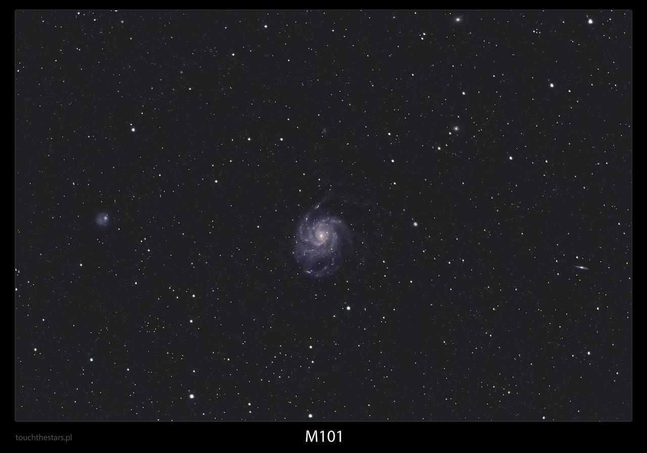 Kliknij obrazek, aby uzyskać większą wersję  Nazwa:M101_sm.jpg Wyświetleń:11 Rozmiar:1,60 MB ID:45149