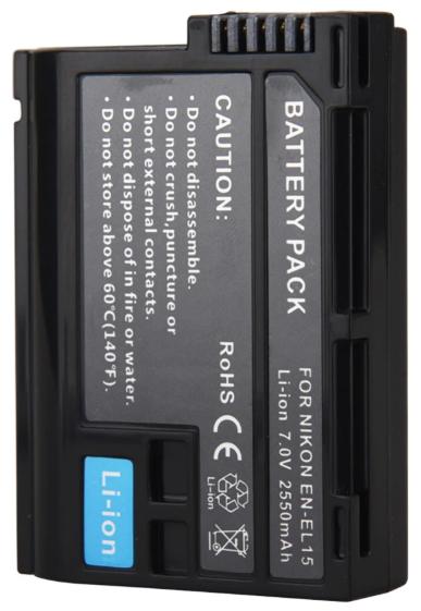 Kliknij obrazek, aby uzyskać większą wersję  Nazwa:2018-10-12 21_52_02-Hot Sale 2550mAh EN EL15 ENEL15 EN EL15 decoded Camera Battery For Nikon DSL.png Wyświetleń:228 Rozmiar:279,4 KB ID:15401